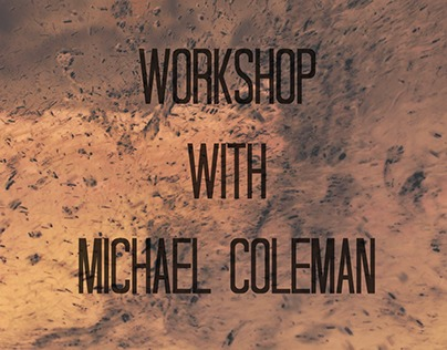 Digital Voices - Workshop with Michael Coleman