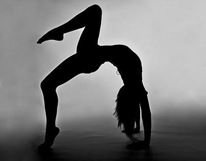 Saskia - yoga model, part 1