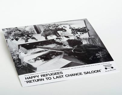 Happy Refugees LP