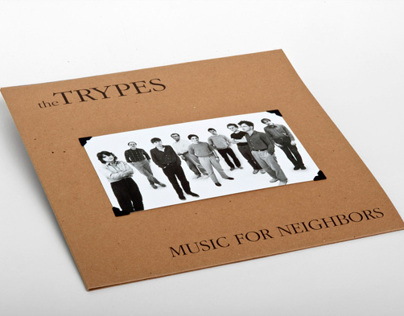 The Trypes LP