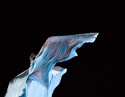 fabric flights in the night