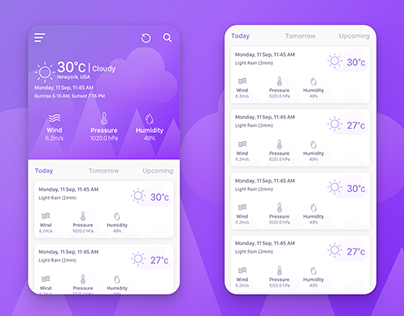 Weather App Dashboard
