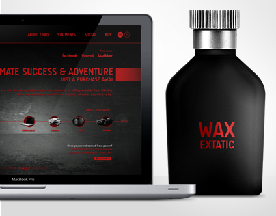 WAX EXTATIC / Ultimate Product