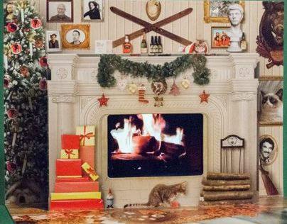 Creatives Christmas Card 2012