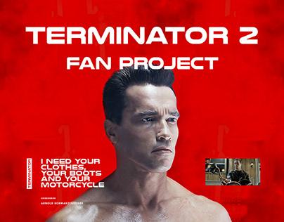 Terminator 2 Fan Page 2020