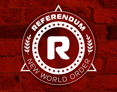 Referendum. Mobile App Design