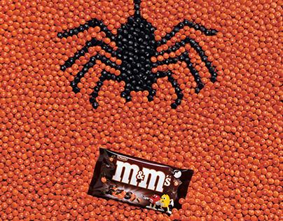 "M&M's ""Halloween"""