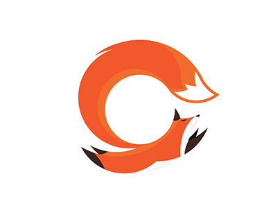 Chromefox Logo and Identity