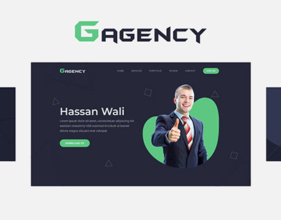 UI UX Design | Portfolio | Gagency