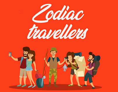 Zodiac travellers for OYO