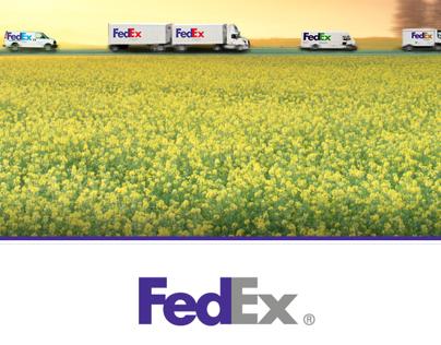 FedEx social redesign