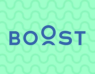 Boost Store - Branding