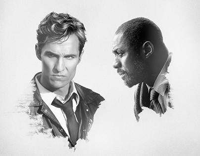 True Detective x The Wire