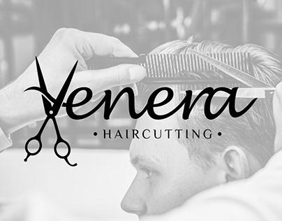 Logo deisgn & Brand Identity for Venera haircutting