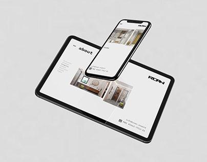 Roan Branding & Web Design