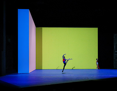 SOUND AND VISION ballet