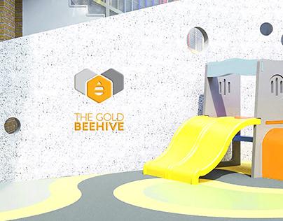 Branding Identity The Gold Beehive