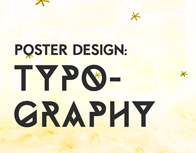 Quotes Posters: Typography