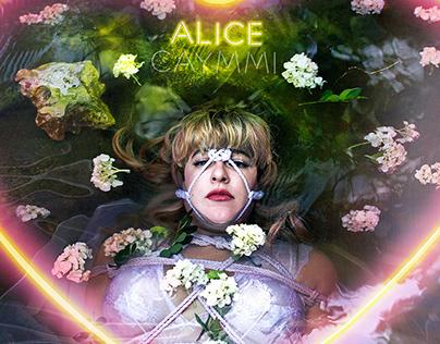 Alice Caymmi - Artwork