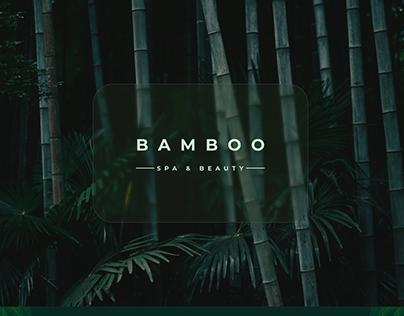 Bamboo Spa & beauty Branding