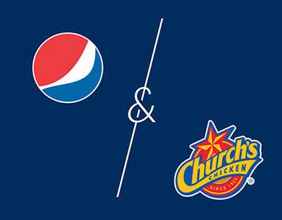 Alianza · Pepsi & Church's Chicken