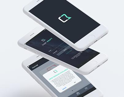 Application UI/UX Design