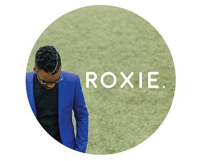 Branding for Spree Wilson's Roxie