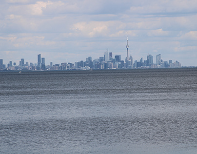 At Port Credit Go some clicked pictures