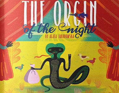 The Orgin of the Night