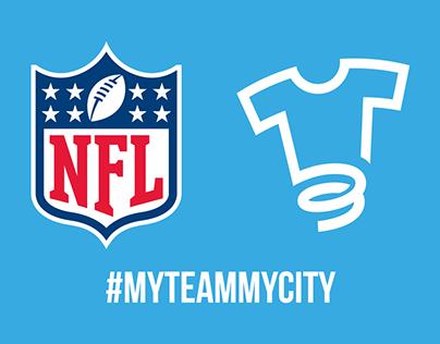 NFL My Team My City