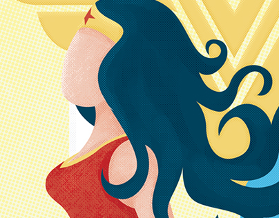 Girl Power: Wonder Woman