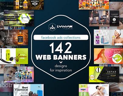 142 Ads Banners Bundle