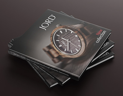 JORD watches concept catalog