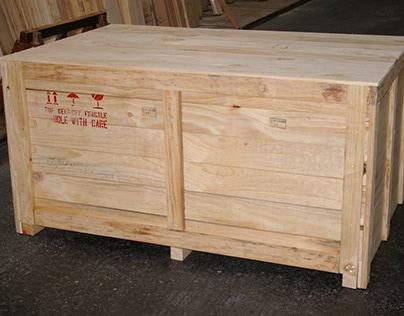Dịch vụ đóng thùng gỗ tại Phú Thọ