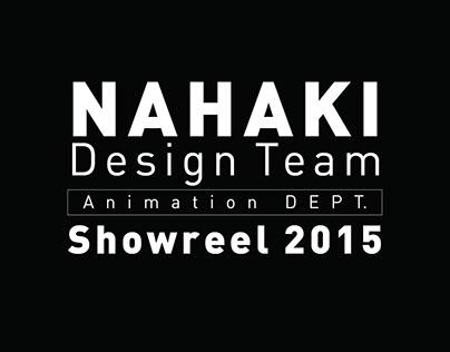 NAHAKI SHOWREEL 2015