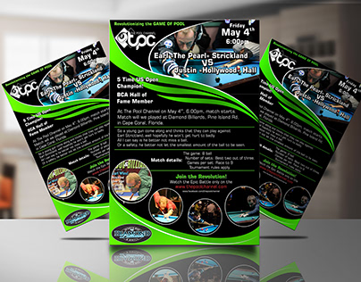 Logo, Flyer and Business card Design