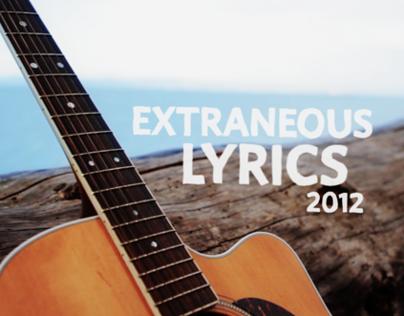 Extraneous Lyrics