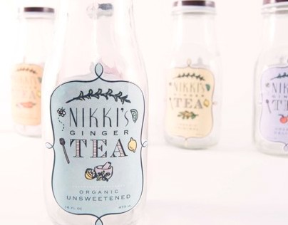 Nikki's Ginger Tea (Spec)