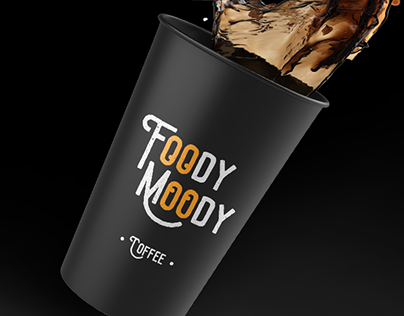 Foody Moody Food Delivery Company Branding