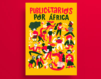Publicitarios por África