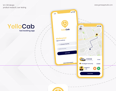 Taxi Booking App Development Company   Build Cab App