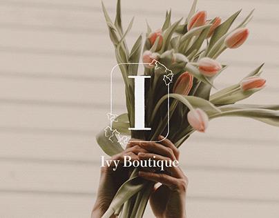 Ivy Boutique Branding