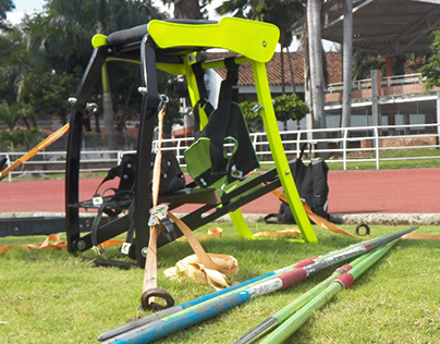 KOI - Athletics Paralympic Launching Chair