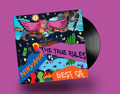 Nirvana, Best of en Vinyl