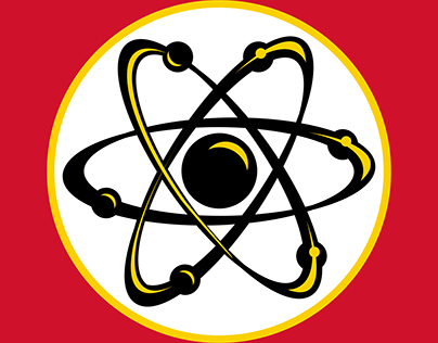 "T-shirt designs for ""Big Bang Theory""."