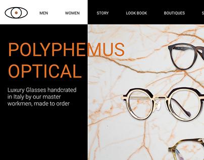 Website Lux Eyeglass