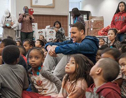 Thompson Foundation • Thanksgiving Food Drive