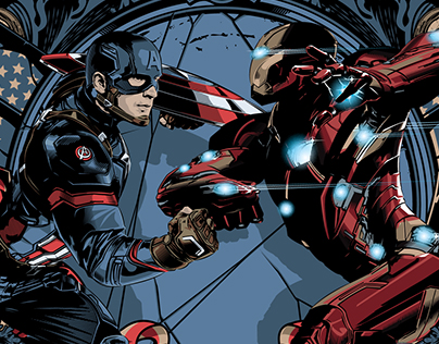 CAPTAIN AMERICA: CIVIL WAR TRIBUTE