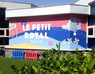 Kids Club Wall Design