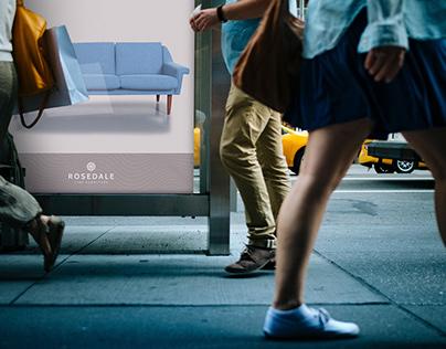Rosedale Fine Furniture Branding